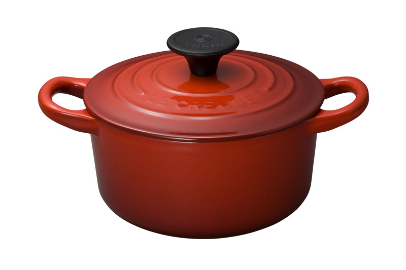 Le Creuset for Professionals ココット・ロンド 14cm チェリーレッド